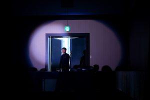 杉村さんが入場の際は参加者のみなさんから大きな拍手が起こりました